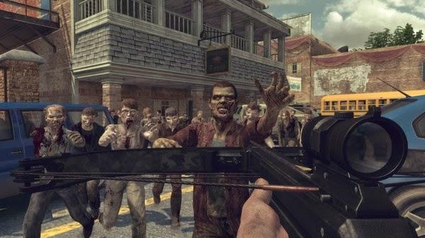 TWD Survival Instinct juego de zombies