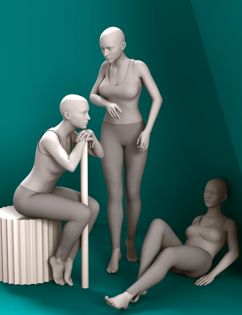 Always A Lady pour Genesis 3 Femme