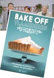Boek van het programma met alle recepten reeds besteld!