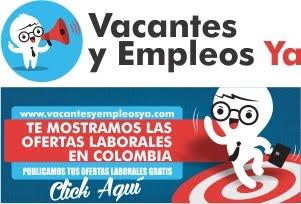 Ofertas Laborales en Colombia
