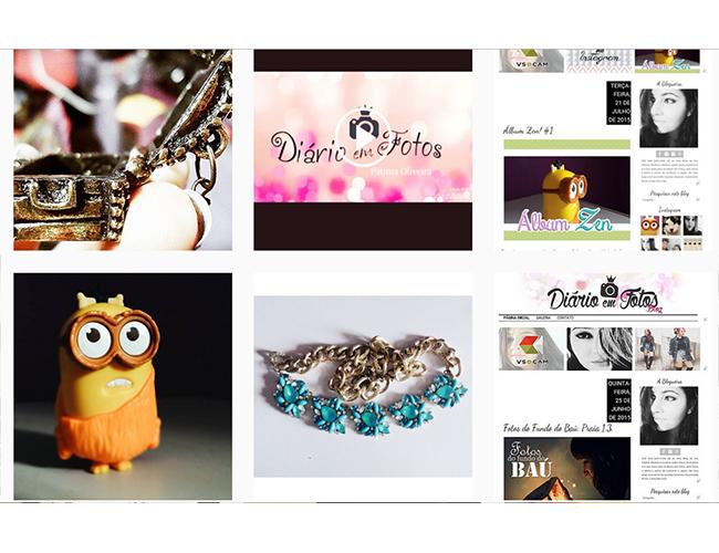 Fotos do Instagram Blog Diário em Fotos @blogdiarioemfotos