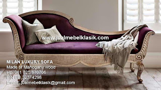 classic wooden sofa silver leaf painted classic painted furniture mahogany