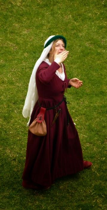 Medieval re-enactments, Bodiam