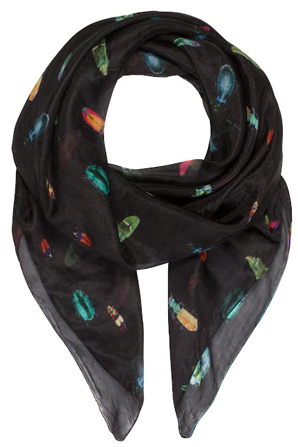 My Holiday Wish List Wolf & Whistle Scarf