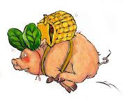 WÜNSCHE FROHE OSTERN!! Diesen Post per E-Mail versendenBlogThis! osterschwein