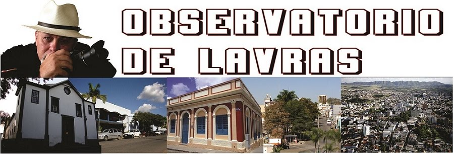 OBSERVATRIO DE LAVRAS