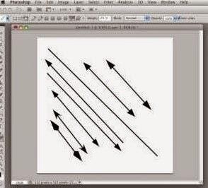 Tutorial Cara Membuat Garis di Photoshop Lengkap