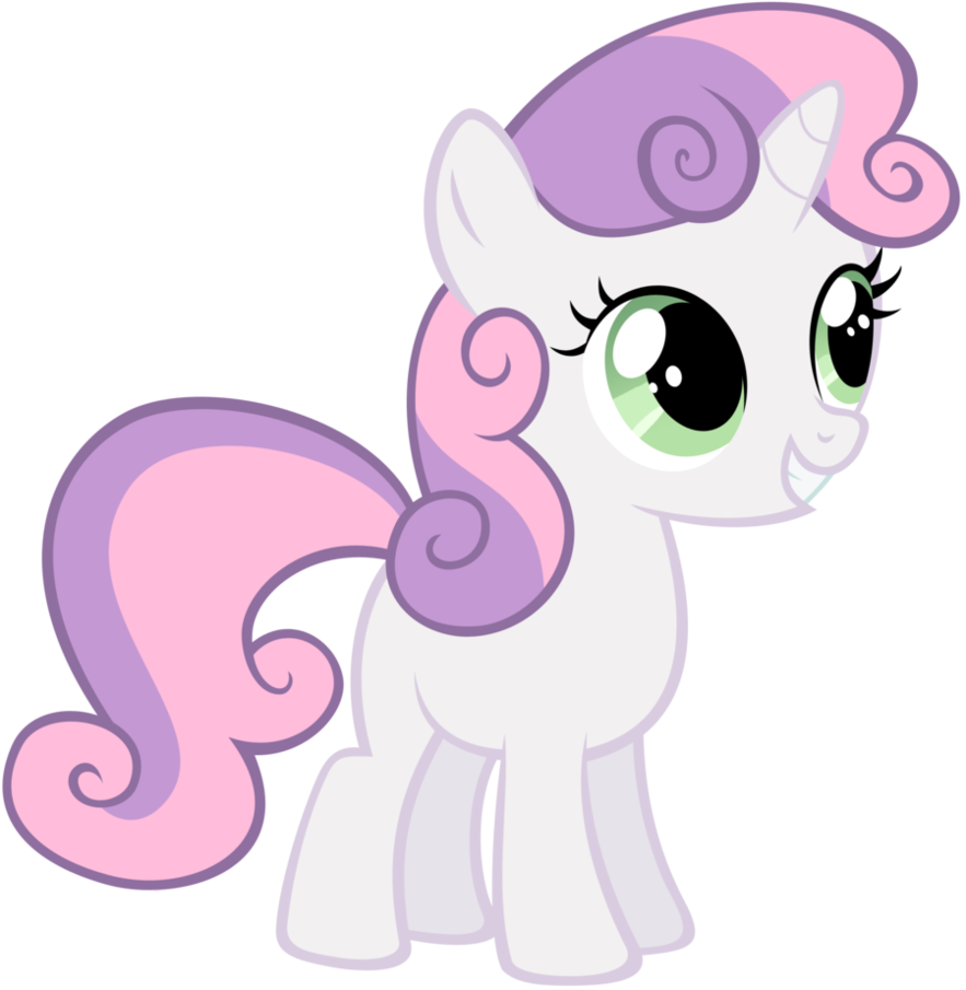 My little pony rarity and sweetie belle - photo#3