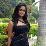 karthika Latest Cute Stills In Black Dress