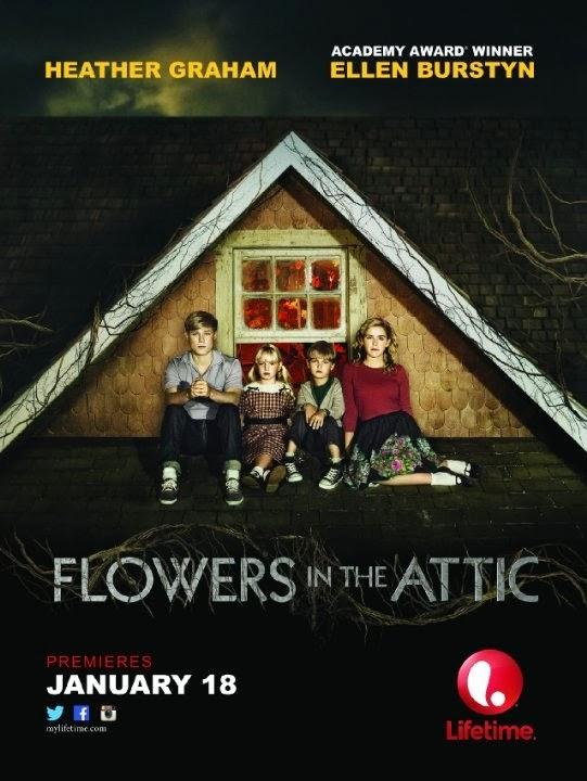 Цветы на чердаке / Flowers in the Attic. 2014.