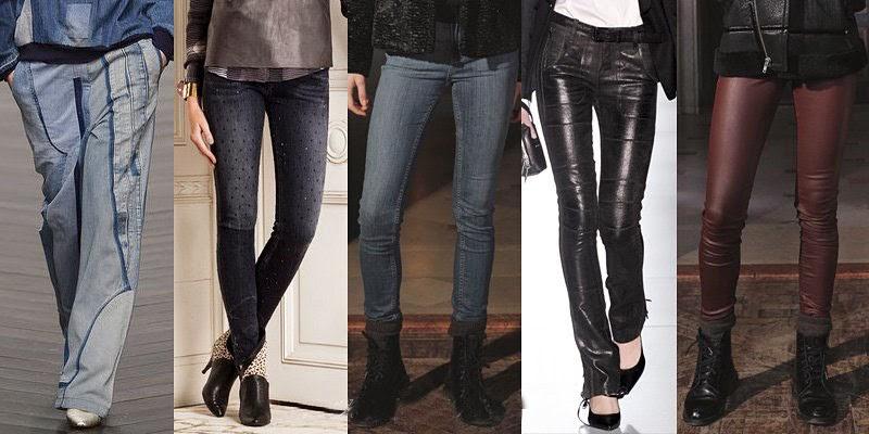 Модные Джинсы Осень 2015 С Доставкой