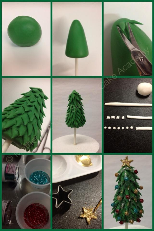 Cake Decorating Making Trees : Top 4 Last Minute Christmas Tree Topper Ideas!!! - Jessica ...