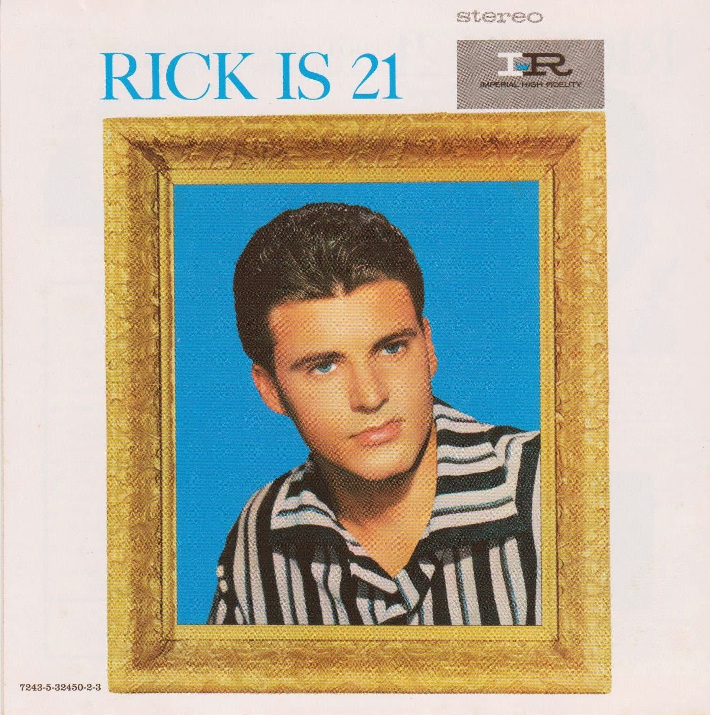 Ricky Nelson Rick Nelson Teen Age Idol