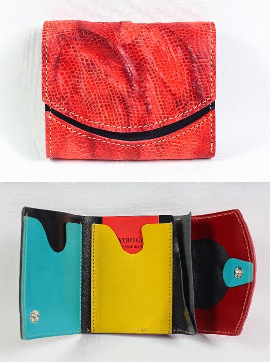 小さい財布フエゴ