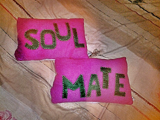 soulmate pillow