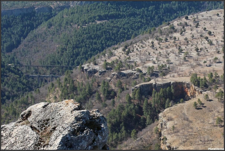 Vista desde el Picón Del Tío Cogote (Las Majadas)