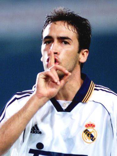 Raúl González Blanco (España)