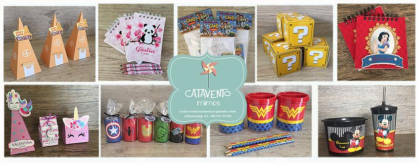 Catavento - Mimos e lembrancinhas