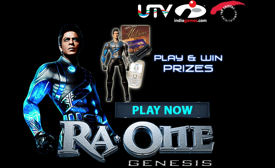 free online play ra one game