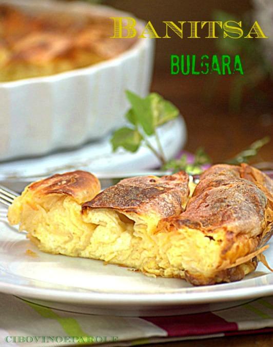 ricetta torta salata bulgara