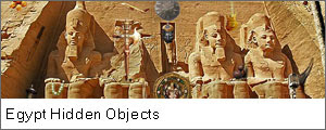 mısır hidden objects
