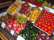 Fresh Organic Produce 2011
