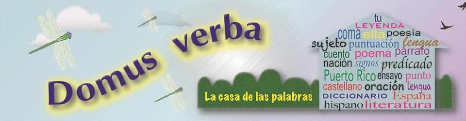 Domus verba