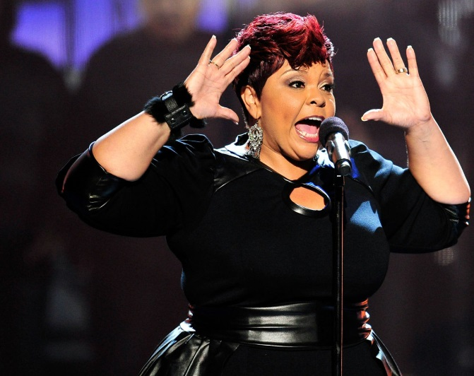 ... MAGAZINE: Pictures of Tamela Mann and Friends at 2013 BET Awards