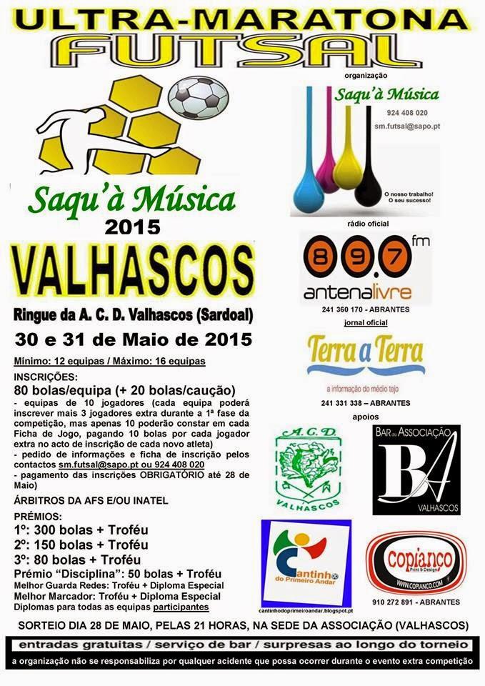 Ultra-Maratona Valhascos 2015