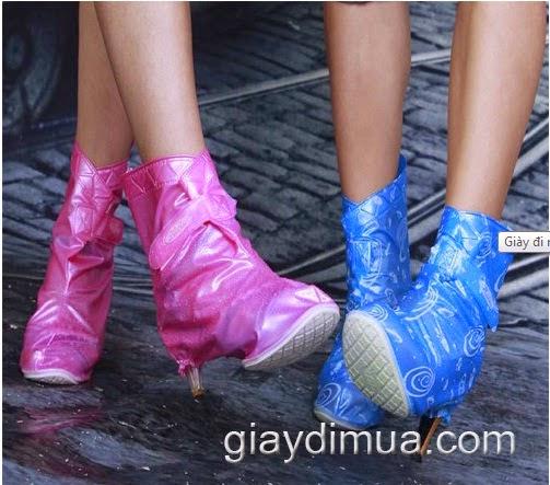 bán giày đi mưa giá rẻ 4