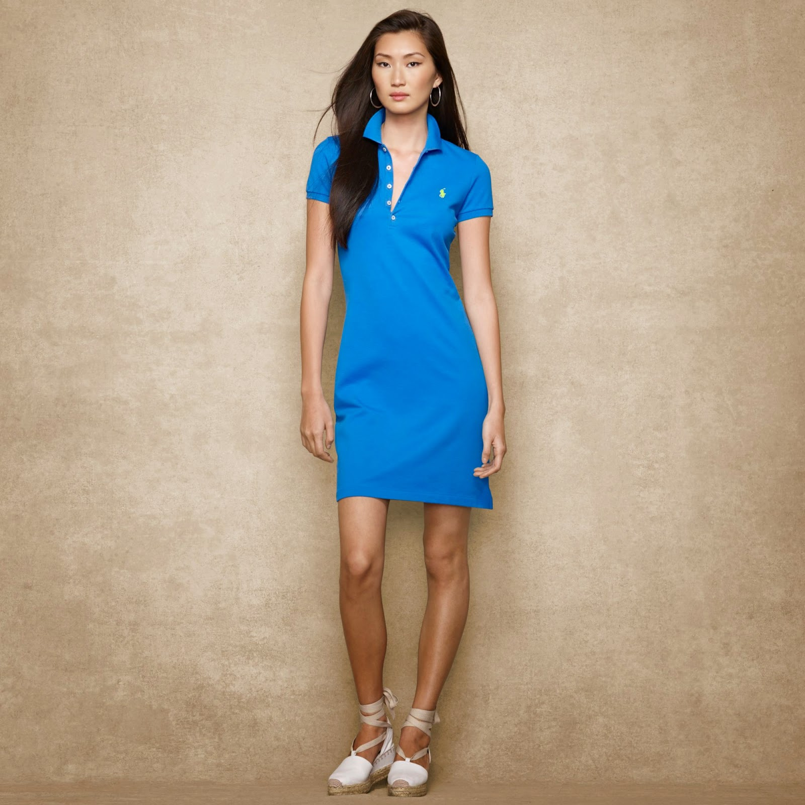 Inga Bloom\\u0026#39;ing: Preppy Ralph Lauren Polo Dress