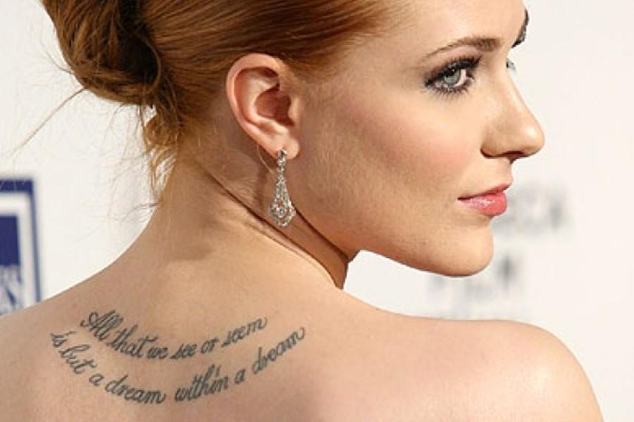 Tatuaggi con le frasi delle canzoni di Vasco i più belli (Foto  - tattoo frasi di vasco rossi