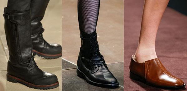 Tendencia de zapatos bajos – moda juvenil