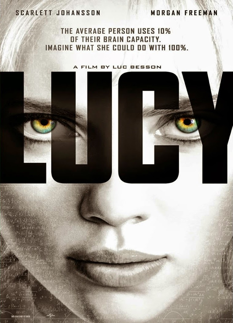 Lucy – Legendado (2014)