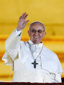 Molimo za papu našega Franju: