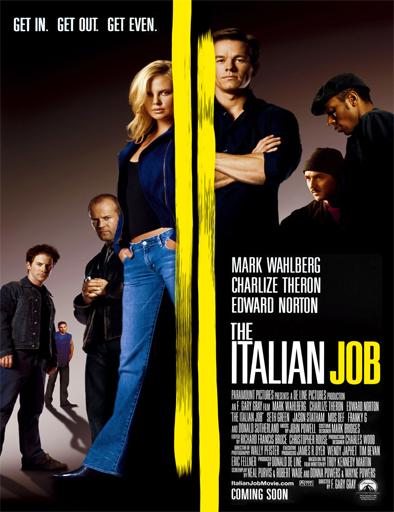 Ver La estafa maestra (The Italian Job) (2003) Online