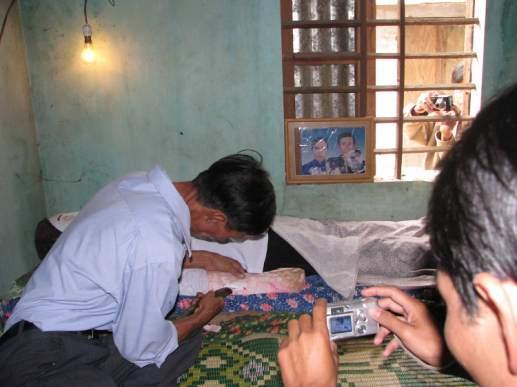 Man Sleeps with Dead Wife Ever Since