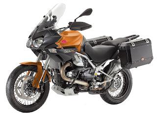 2013 Moto Guzzi Stelvio 1200 NTX motorcycle photos 1