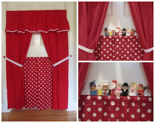 Teatro de marionetas aprender manualidades es - Teatro marionetas ikea ...
