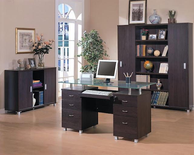 bureau domicile design d 39 int rieur. Black Bedroom Furniture Sets. Home Design Ideas