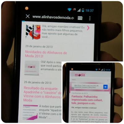 """""""alinhavos-de-moda-pelo-celular"""" - www.alinhavosdemoda.com.br"""