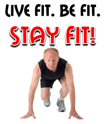 STAY FIT