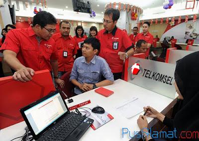 Alamat Galeri atau GraPari Telkomsel Resmi di Indonesia