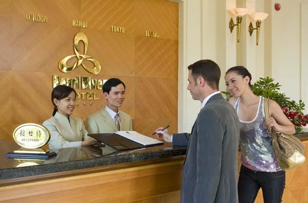 nghiệp vụ lễ tân, buồng phòng khách sạn