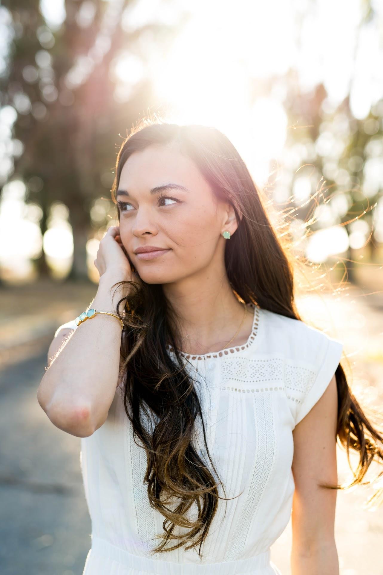 kendra scott tessaa studs, rocksbox jewelry review, mormon blogger