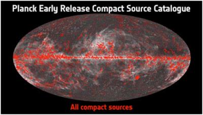 معلومات مذهلة عن ولادة الكون الحقيقية تأتينا من تلسكوب بلانك Planck