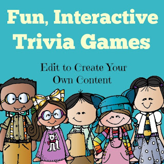 Brain Breaks - Whip Around Trivia Game