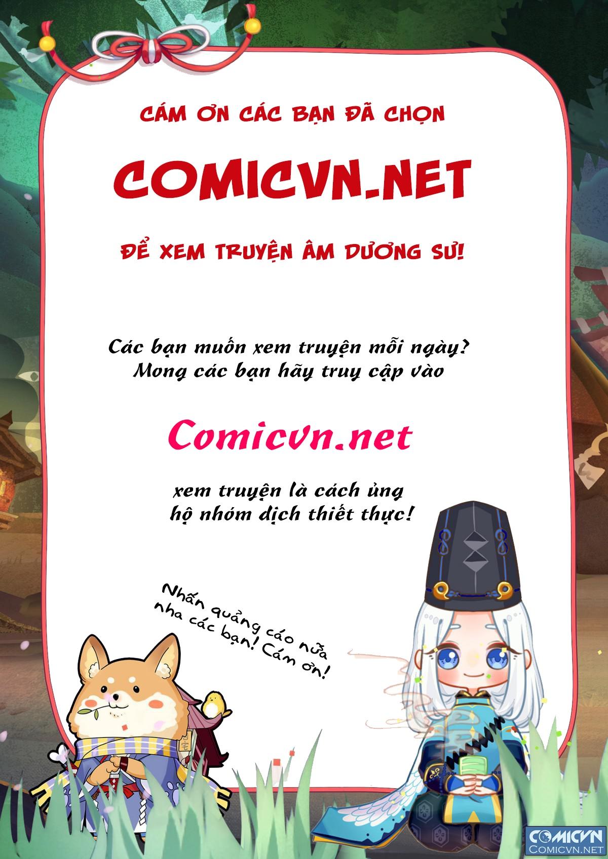 Âm Dương Sư Chap 3 - Next Chap 4