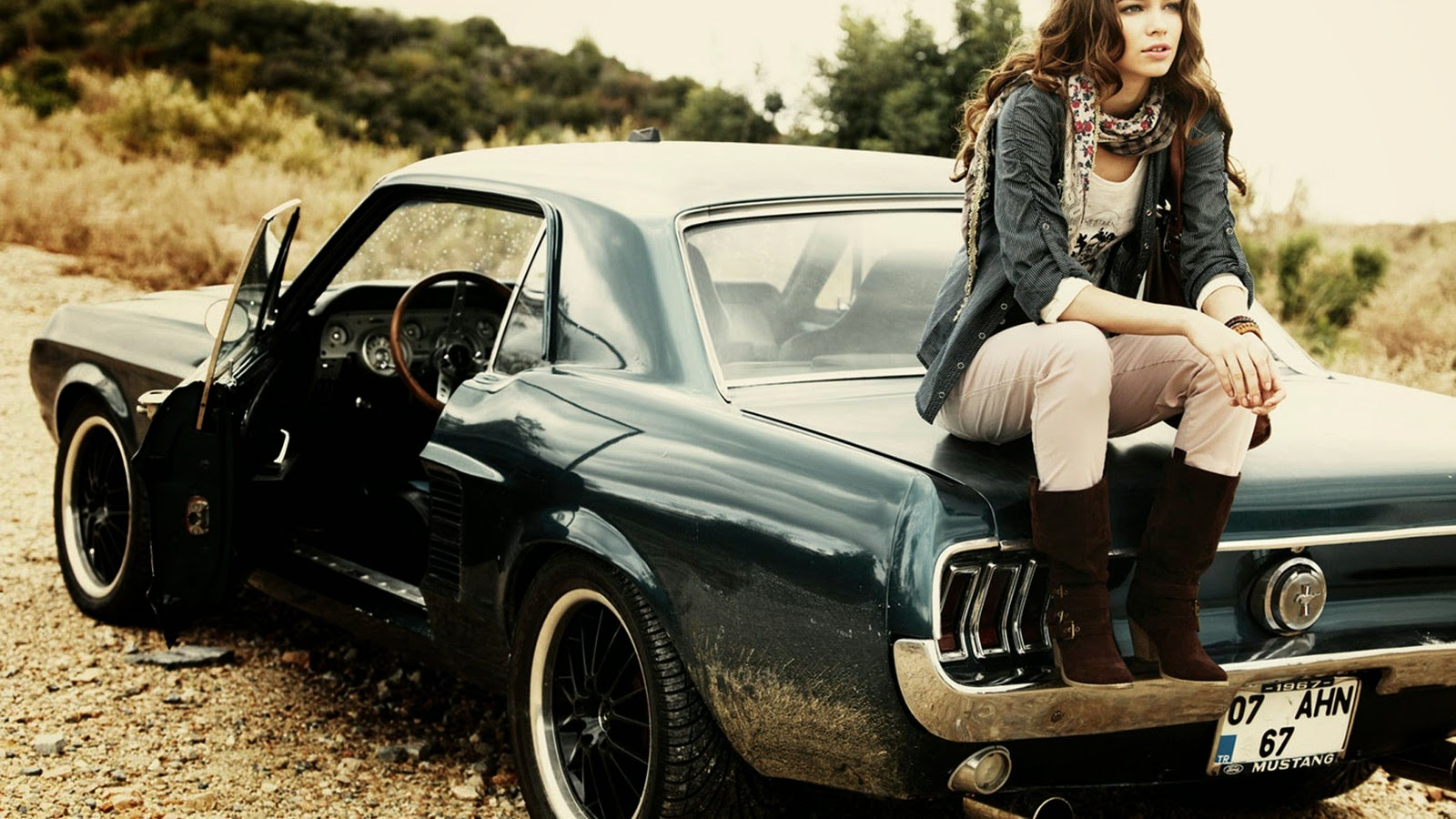Pretty Models And A Fast The Furious 7