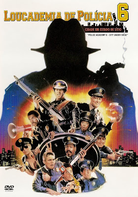 Loucademia de Polícia 6: Cidade Em Estado de Sítio - DVDRip Dual Áudio